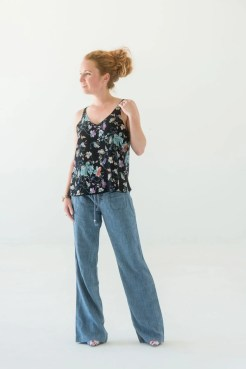 Gracie Wide Leg Pant