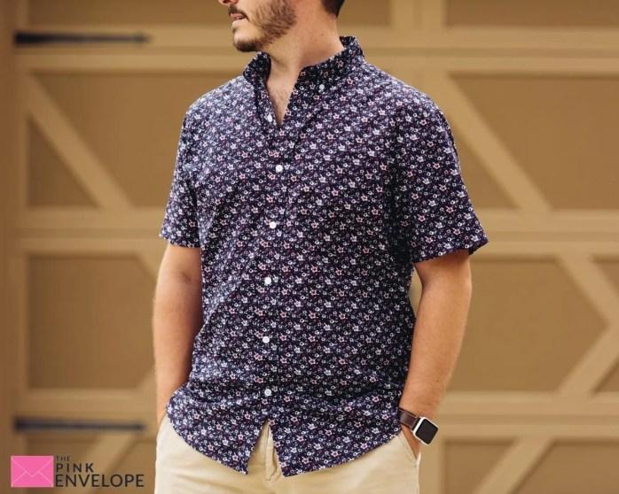 Essential Wash Short Sleeve Shirt
