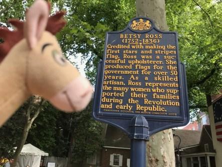Betsy Ross Memorial