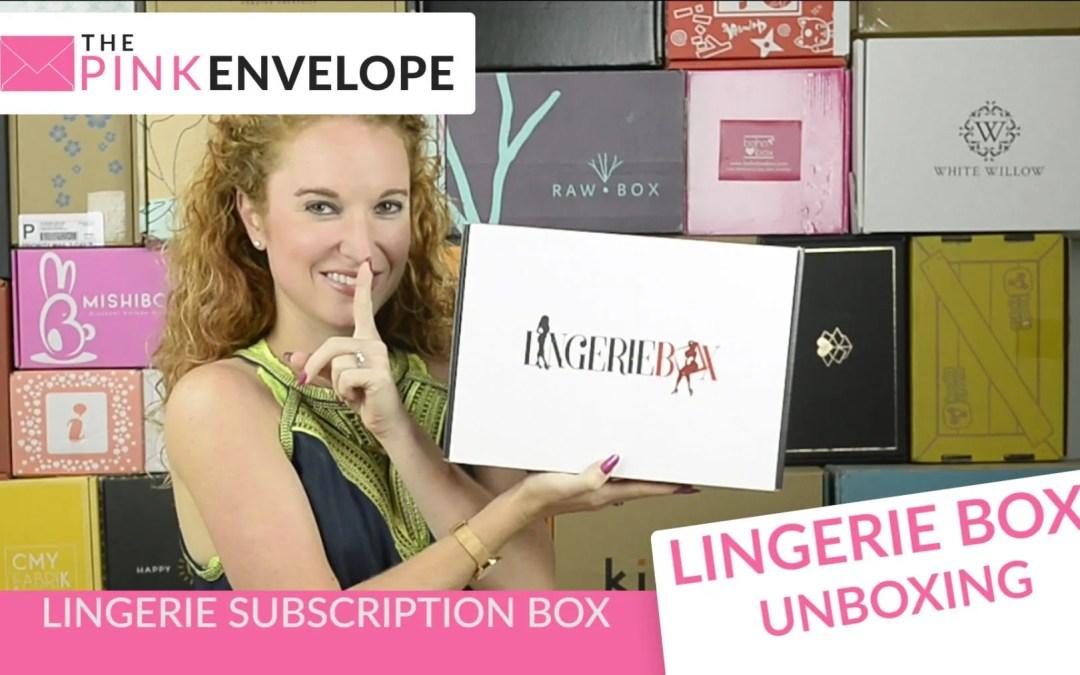 The Lingerie Box Review – Lingerie Subscription