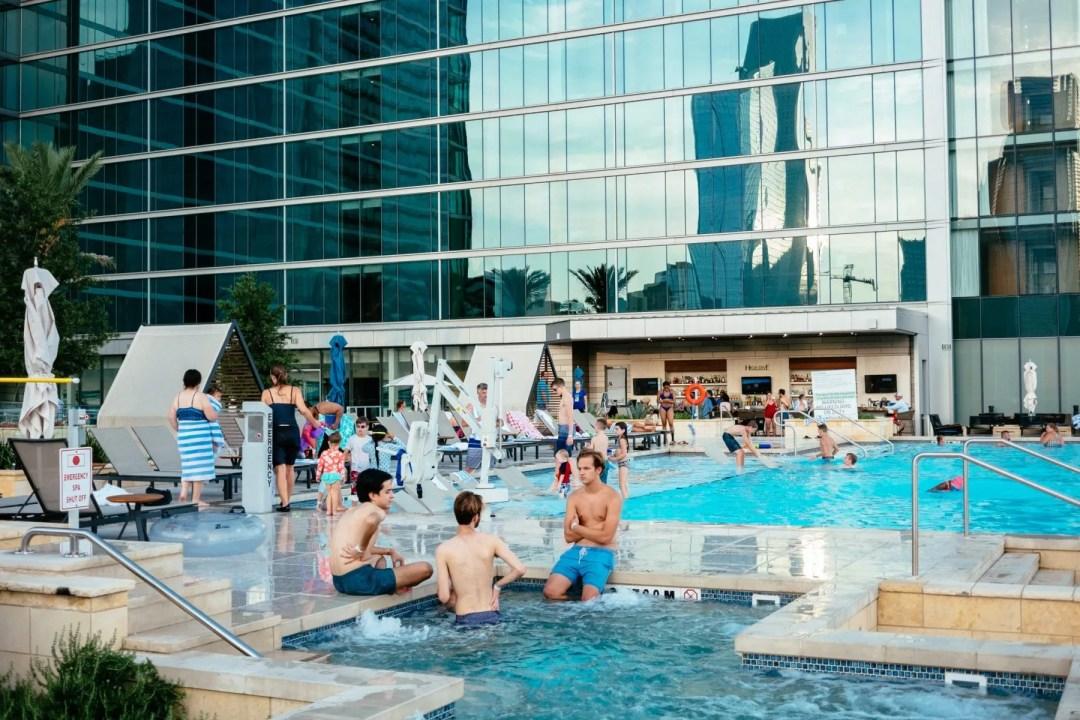 Marriott Marquis Houston TX