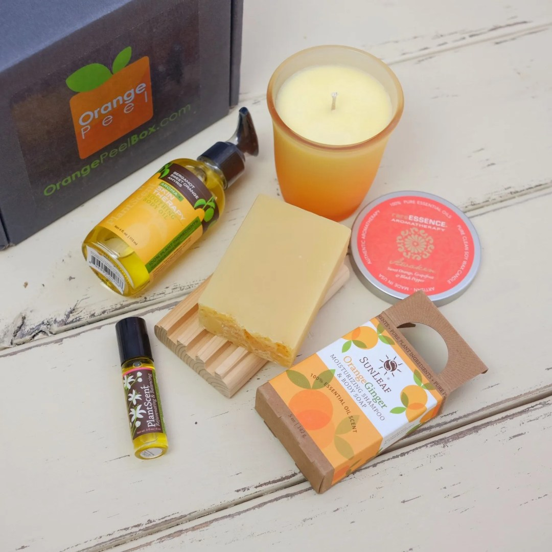 Orange Peel Box Review