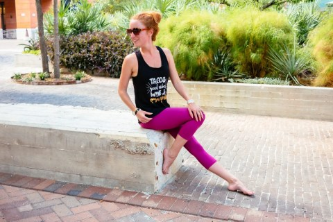 Yoga Pants and Tacos