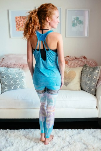 Yoga Club outfit