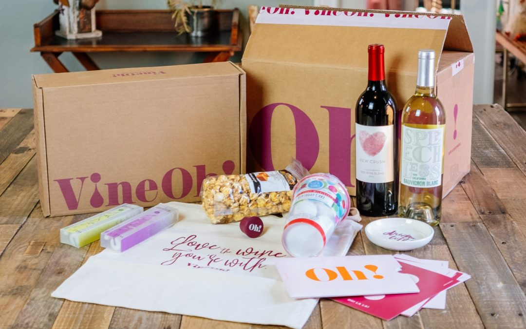 Wine Lovers Rejoice – VineOh! Wine Subscription Box