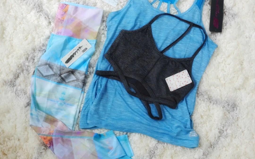 Activewear Subscription – YogaClub