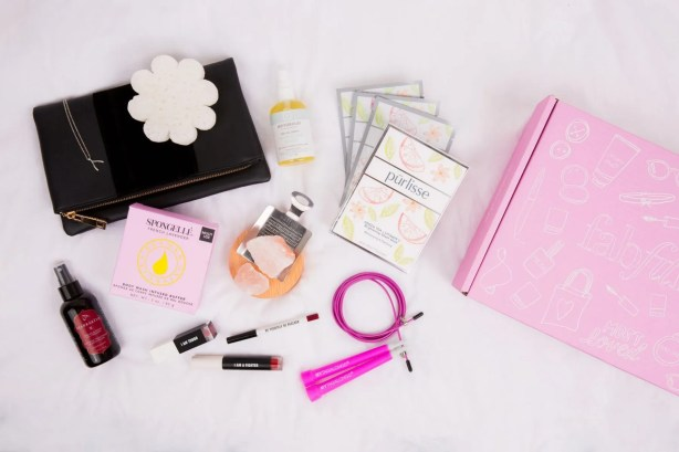Fashion - Fitness Subscription Box