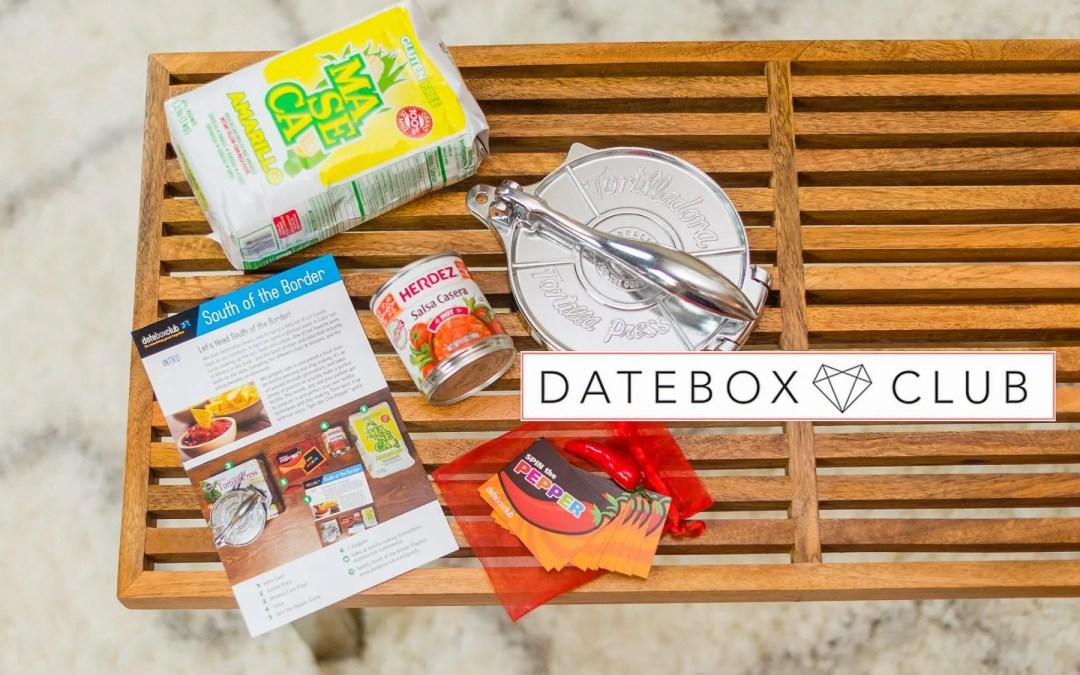 Date in a Box = No Planning for Anyone!