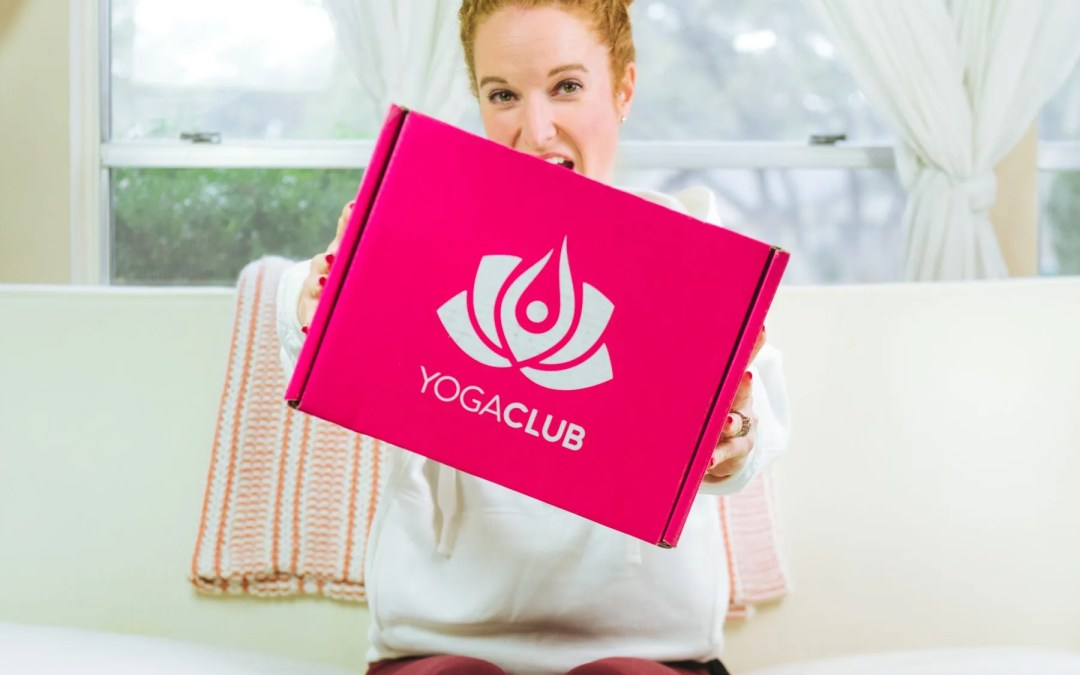 YogaClub now has Quarterly Boxes!!!!!