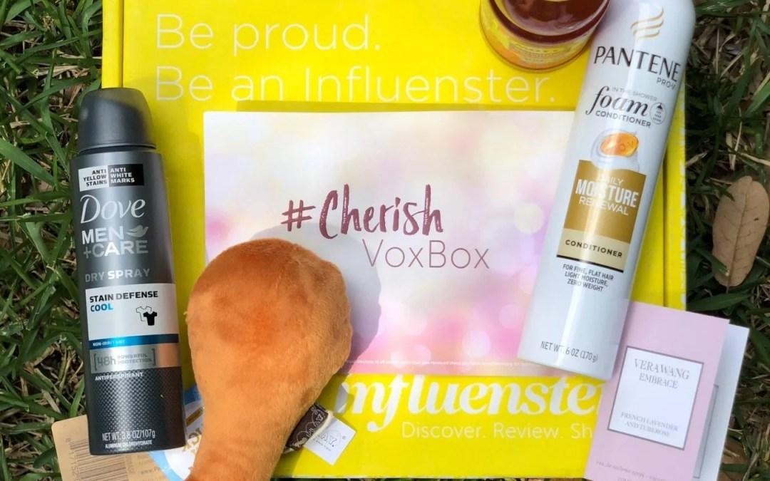 Cherish VoxBox – Influenster