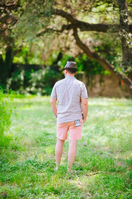 Life/After/Denim Sawyer Plaid Short Sleeve Shirt