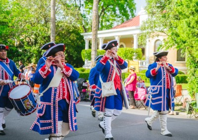 King William Fair Parade