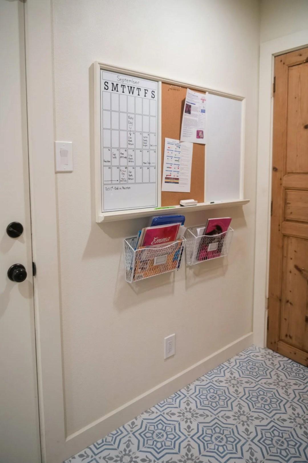 Calendar Marker Board