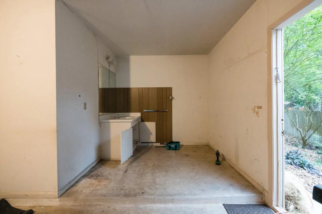 DIY Remodel MUD Room