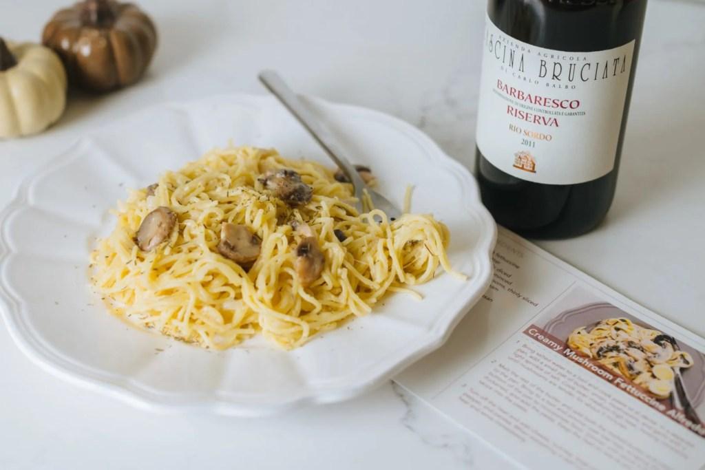 Weekly Tasting Wine and Food Pairing