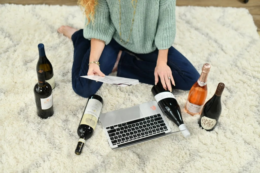 Weekly Tasting Wine Unboxing