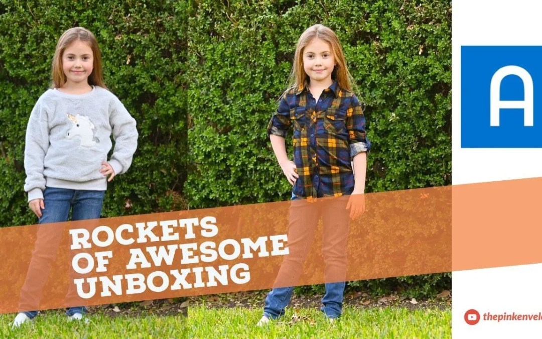 Unique Kids Clothing Subscription – Rockets of Awesome Review