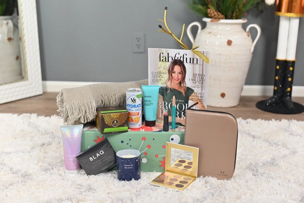 FabFitFun 2018 Winter Box