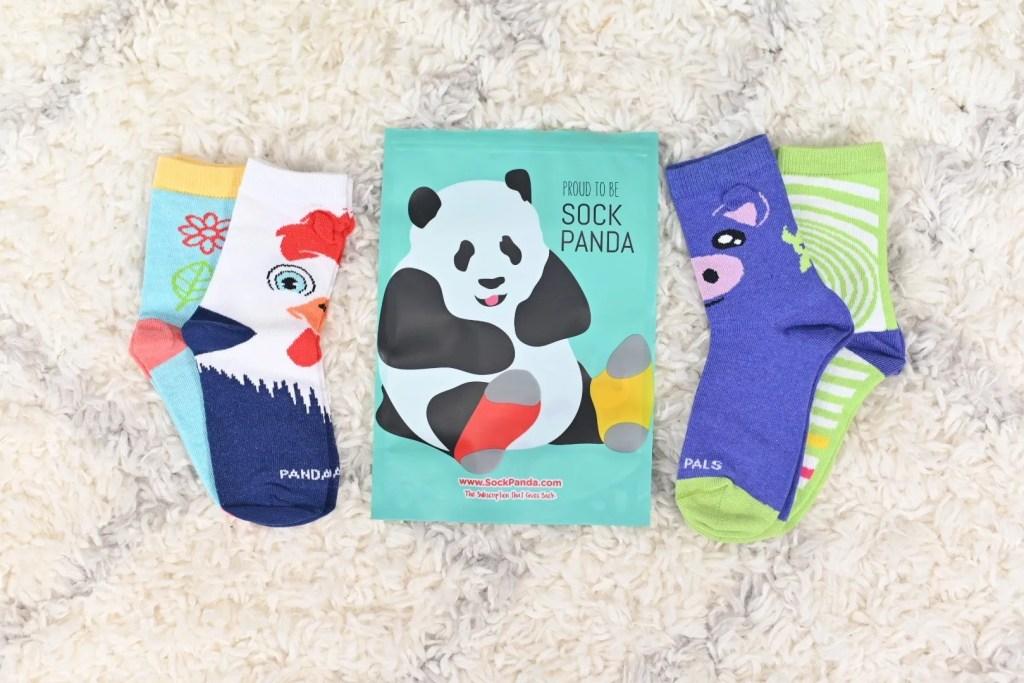 Sock Panda Kids Socks
