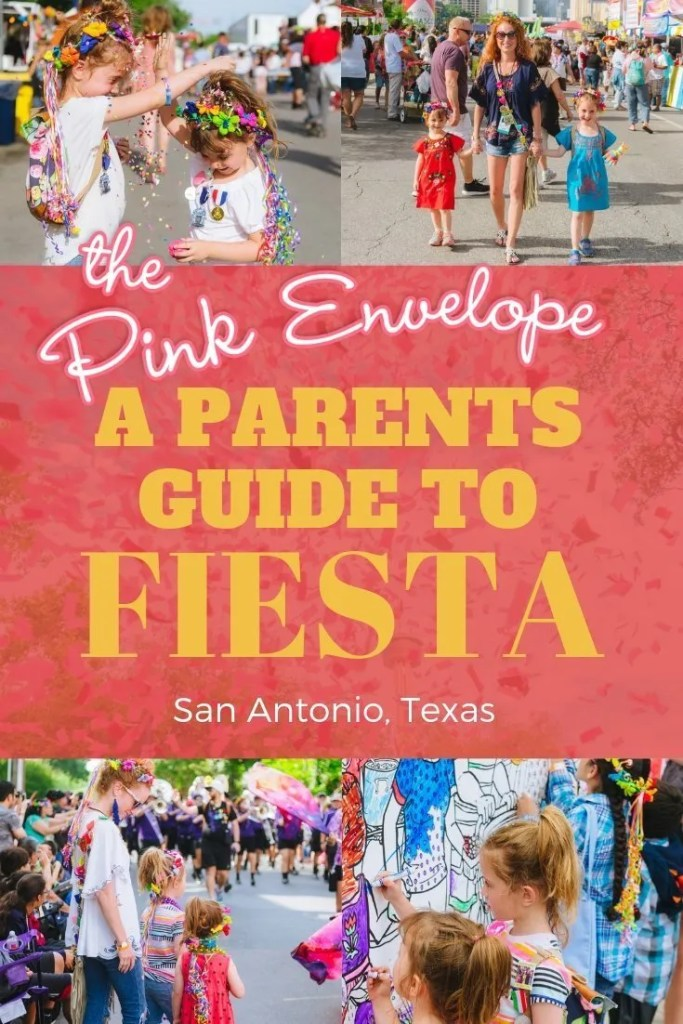 A parents guide to San Antonio Fiesta