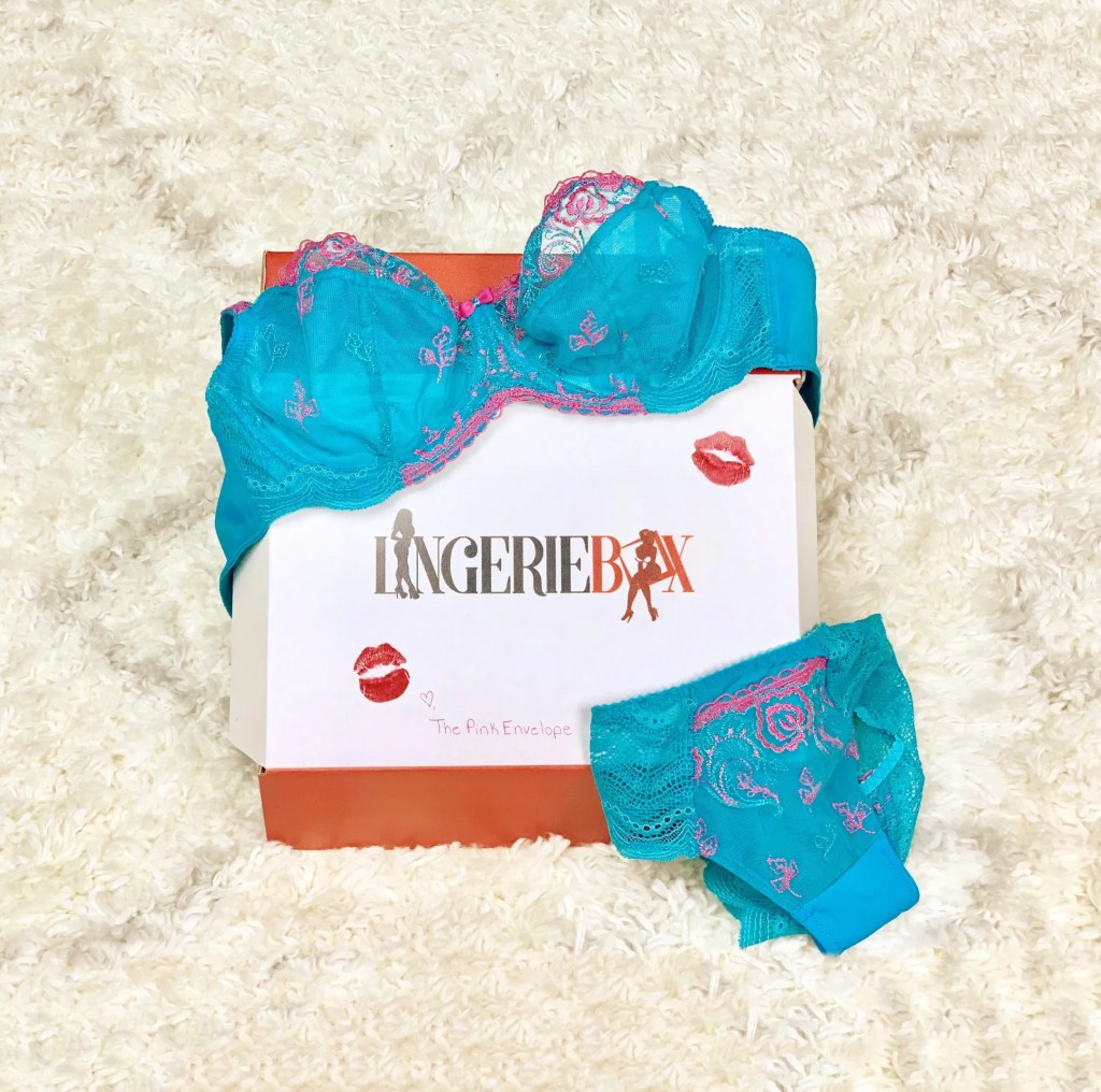 Lingerie Subscription Box