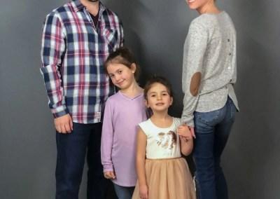 Delavan Doublecloth Shirt, Chara Lattice Neck Top, Kinsley Tutu Dress, Artemis Button Down Back Detail Knit Top