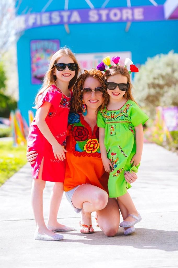 Mommy & Me Fiesta Fashion