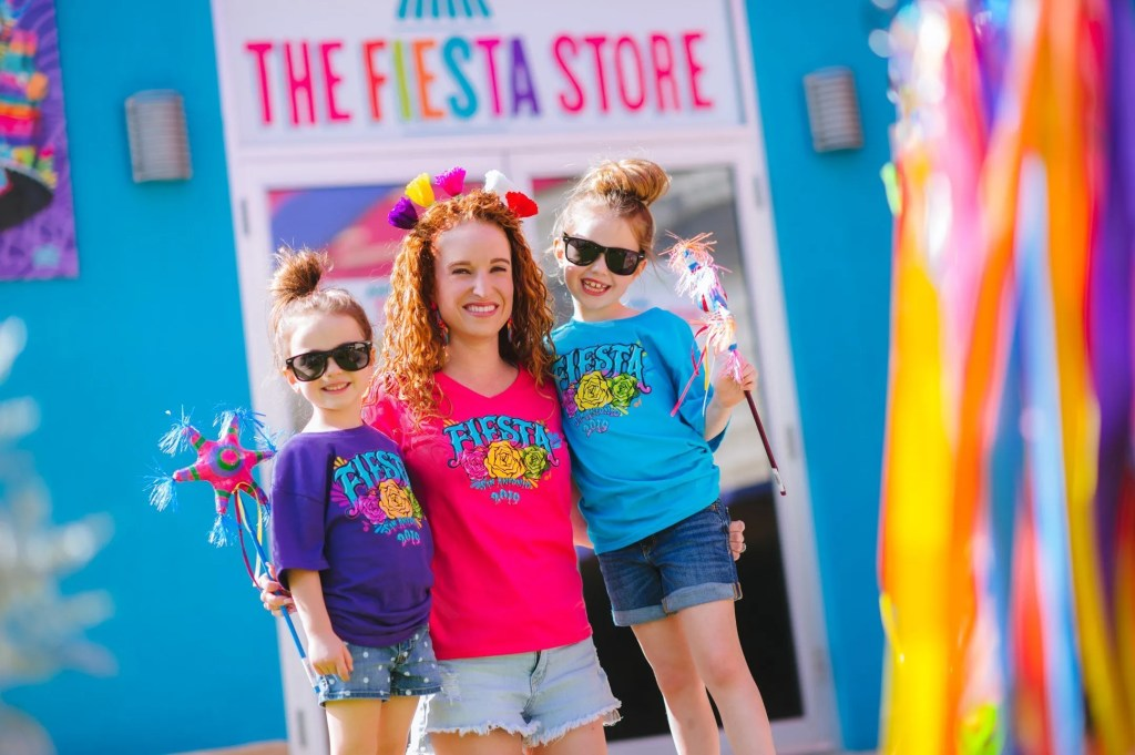 Fiesta Fashion outfit ideas