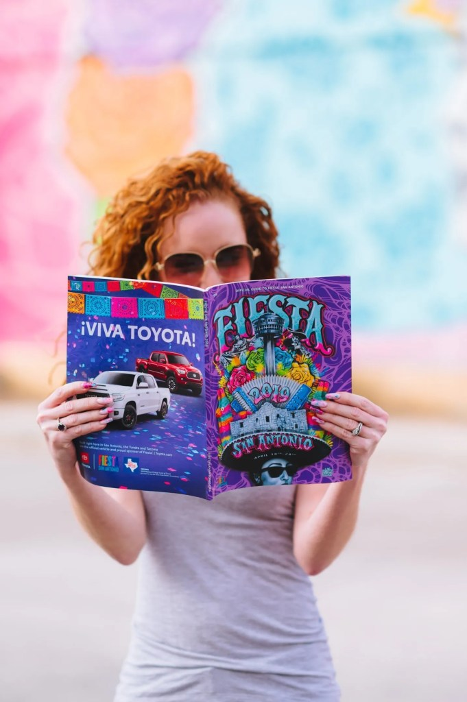 the Official Fiesta magazine
