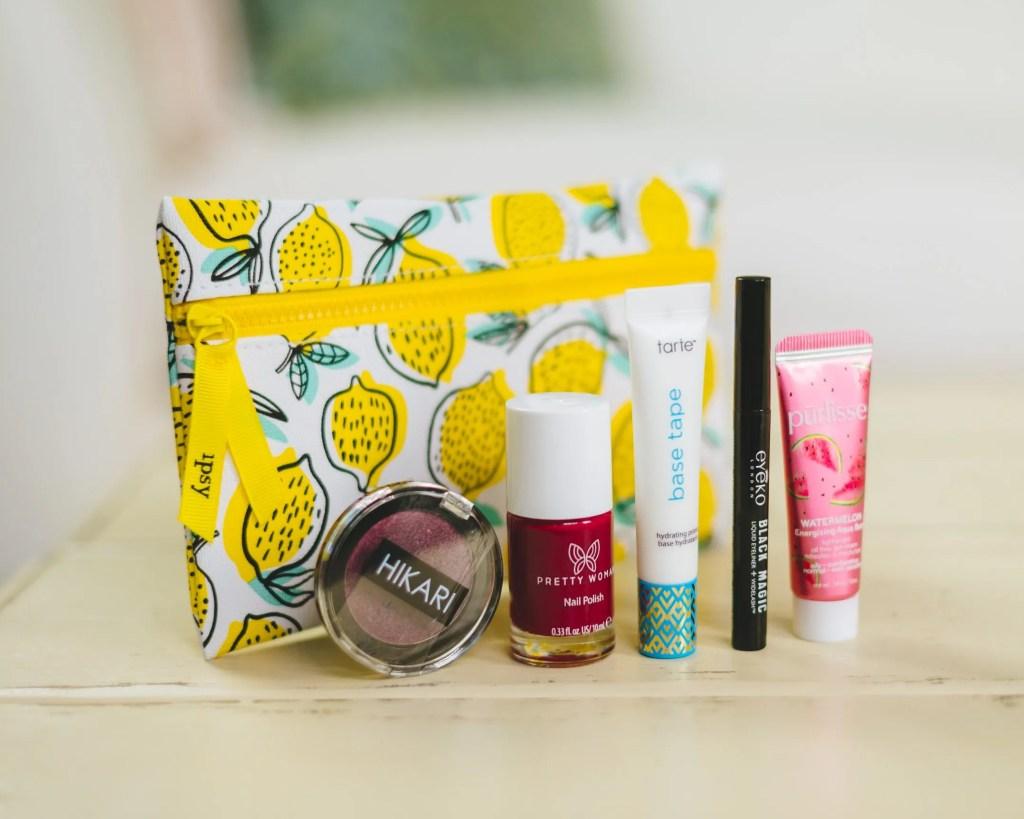 April Ipsy Glam Bag Unbagging - The Pink Envelope