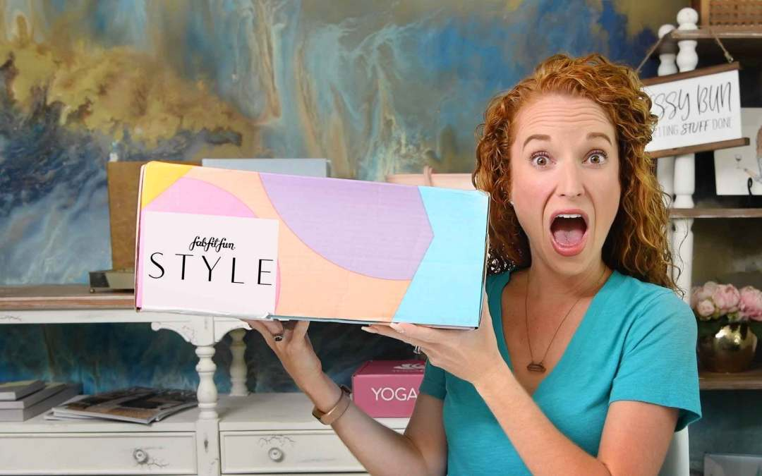 FabFitFun Style Box Review & Unboxing