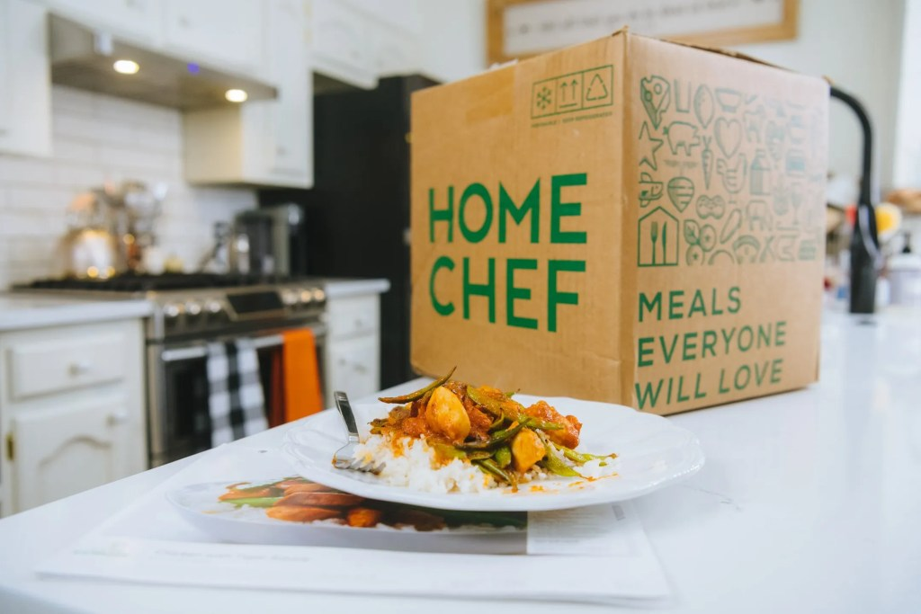 HomeChef Meal Delivery Subscription Box