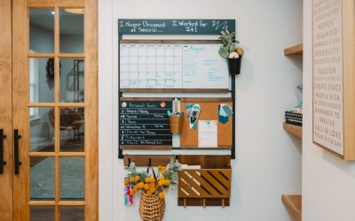 Best Wall Calendar System – 1Thrive Review & Coupon