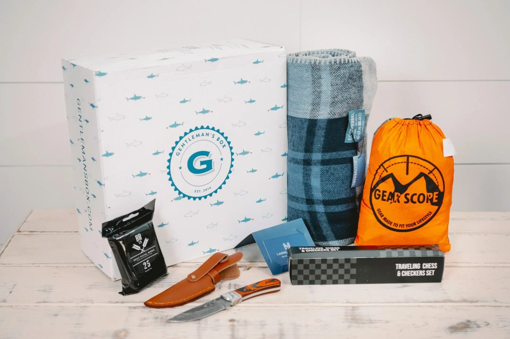 Male Subscription Boxes