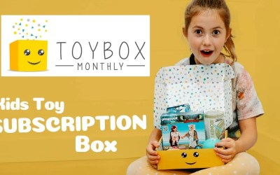 Kid's Toy Subscription – Toy Box Monthly Review