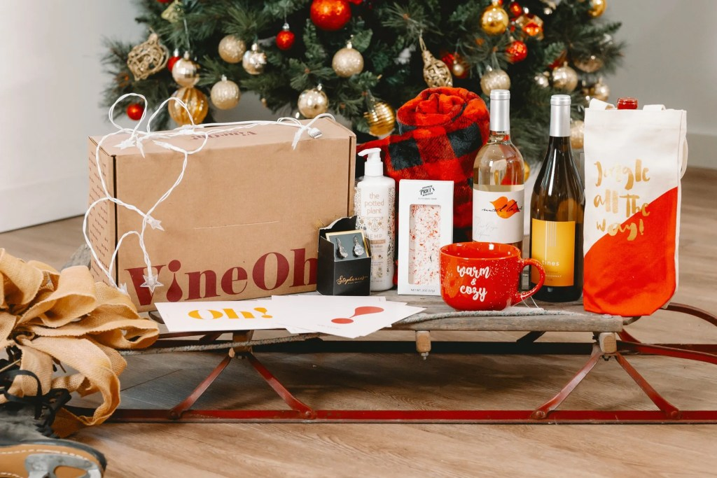 Womens Wine Subscription Box