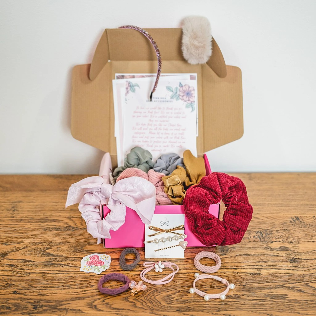 Hair Subscription Box