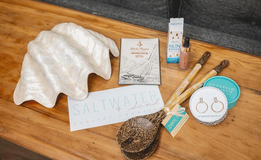 Saltwater + Sand Subscription Box Review
