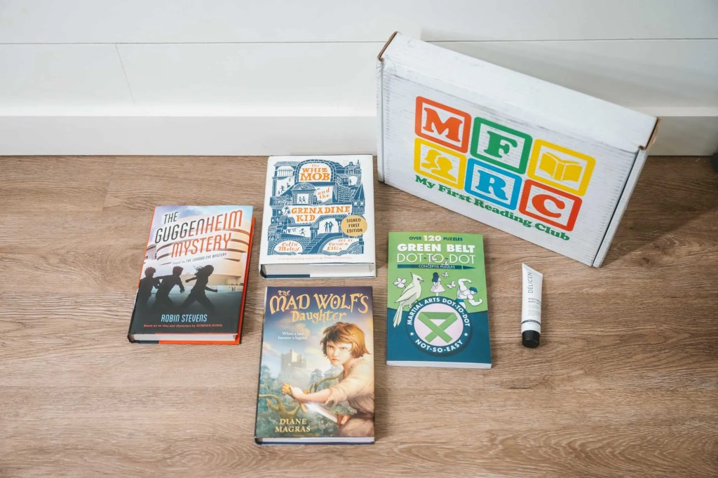 My First Reading Club - Kid's Book Subscription