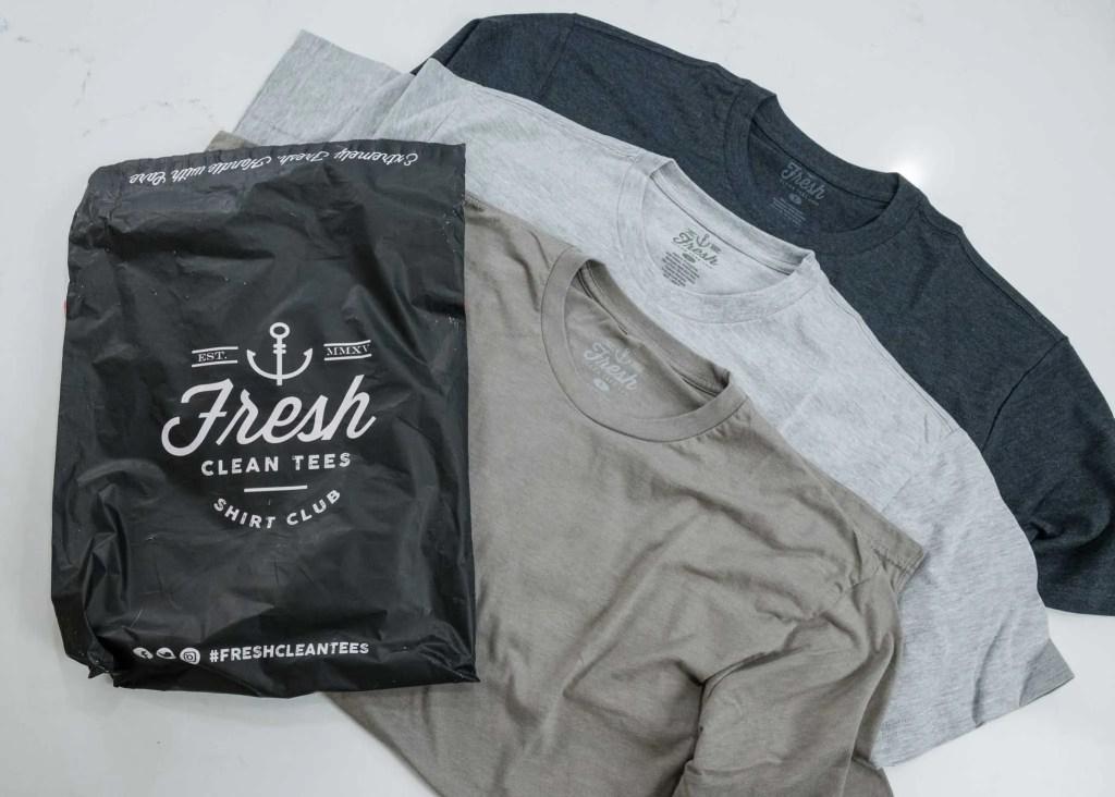 Fresh Clean Tees Promo Code