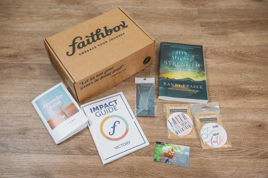 Faithbox Coupon Code