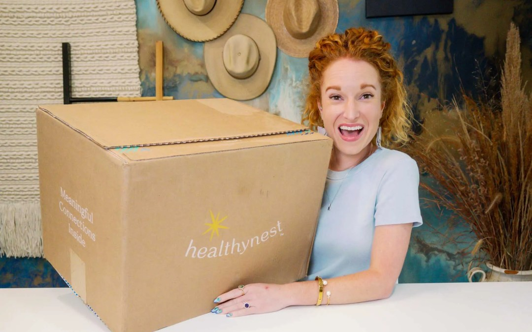 healthynest – Diaper Subscription Box