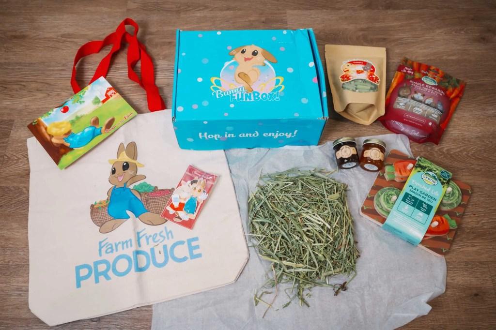 Bunny Subscription Box