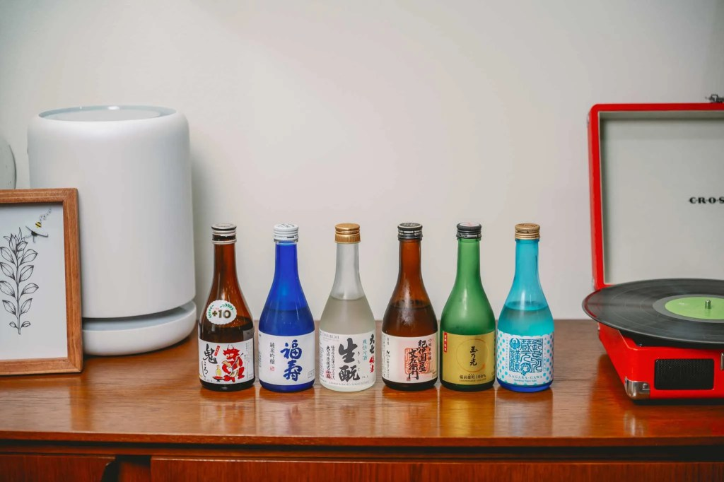 Tippsy Sake Subscription