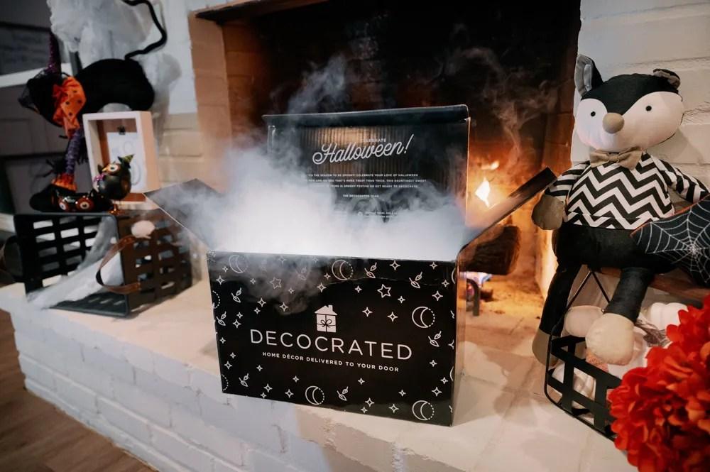 DecoCrated Halloween 2021 Box
