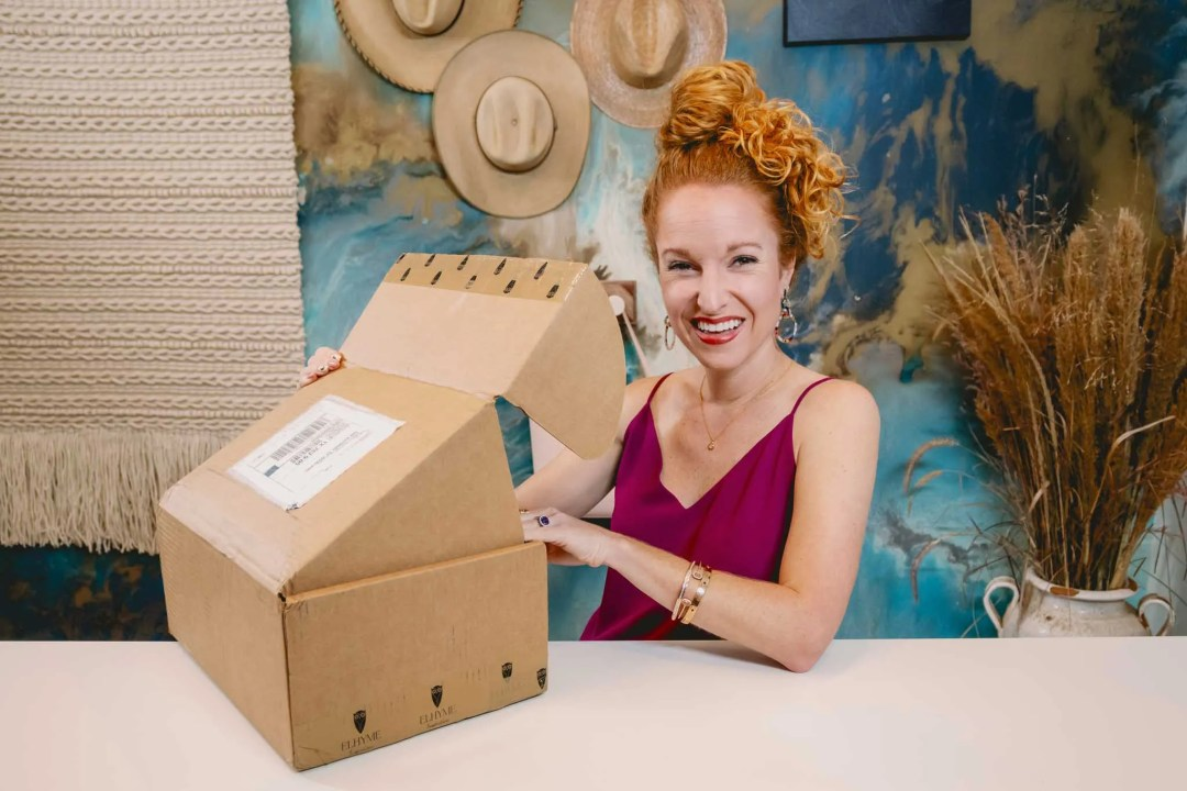 Elhyme Home Decor Subscription Box