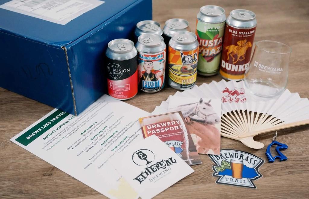 Brewvana - Beer Subscription