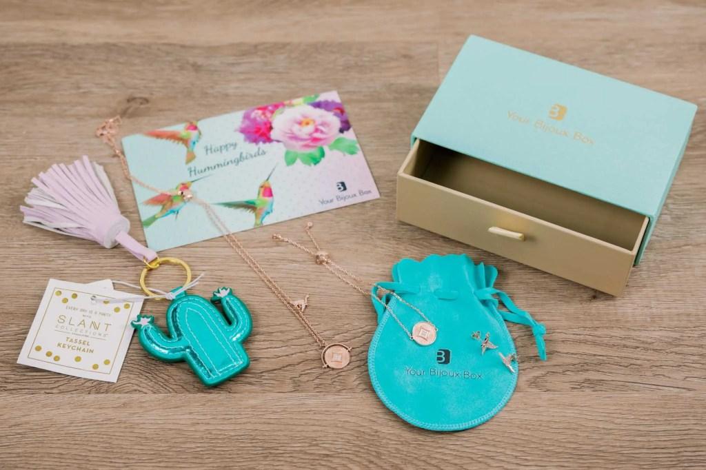 Your Bijoux Box - Jewelry Subscription