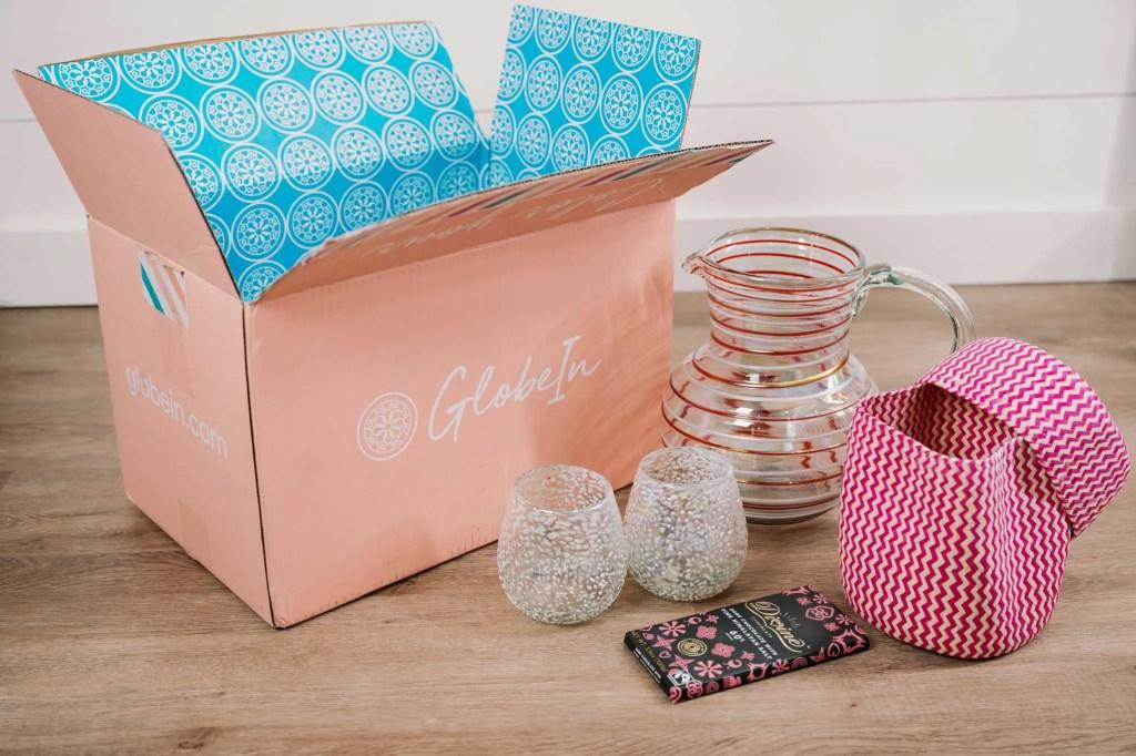 GlobeIn - Fair-Trade Subscription Box