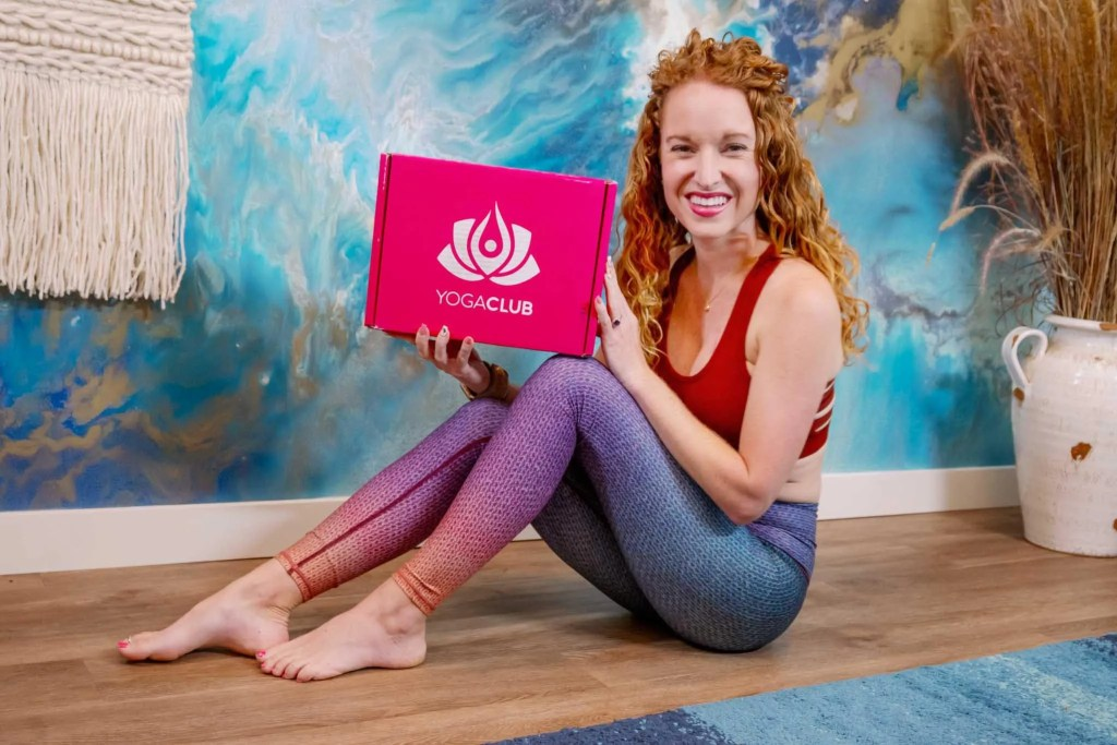 Yoga Club Review and Unboxing